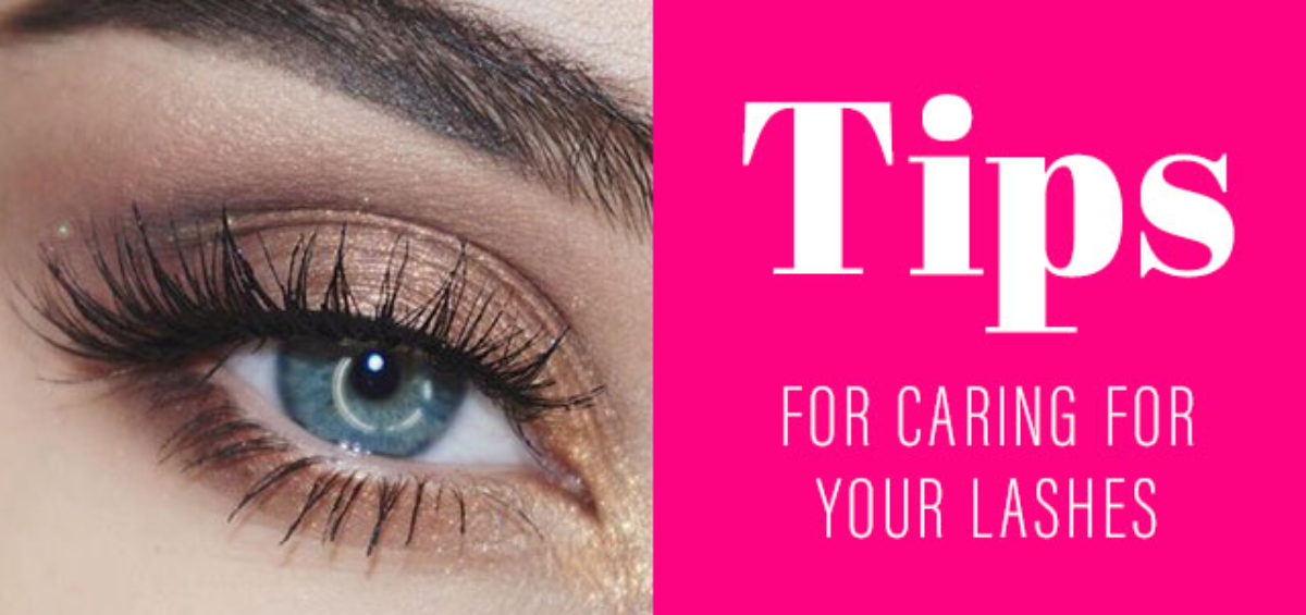 tips for caring for your lashes