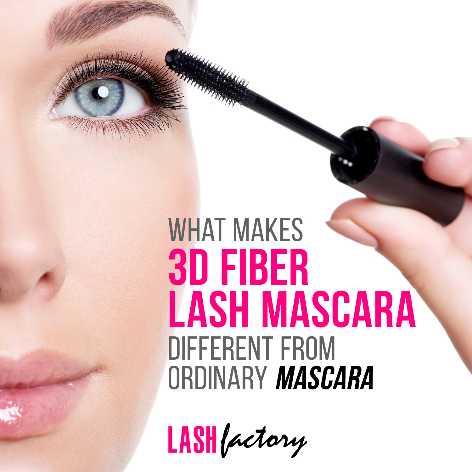 0b767833e40 Ordinary mascara simply coats the lashes but the length and the volume look  almost the same. There are many ordinary mascaras in our local cosmetic  shops ...