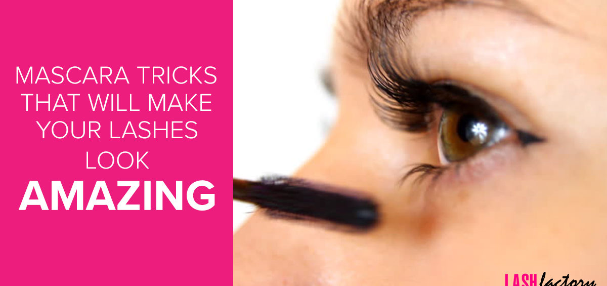 MASCARA TIPS AND TRICKS THAT WILL MAKE YOUR EYELASHES LOOK AMAZING